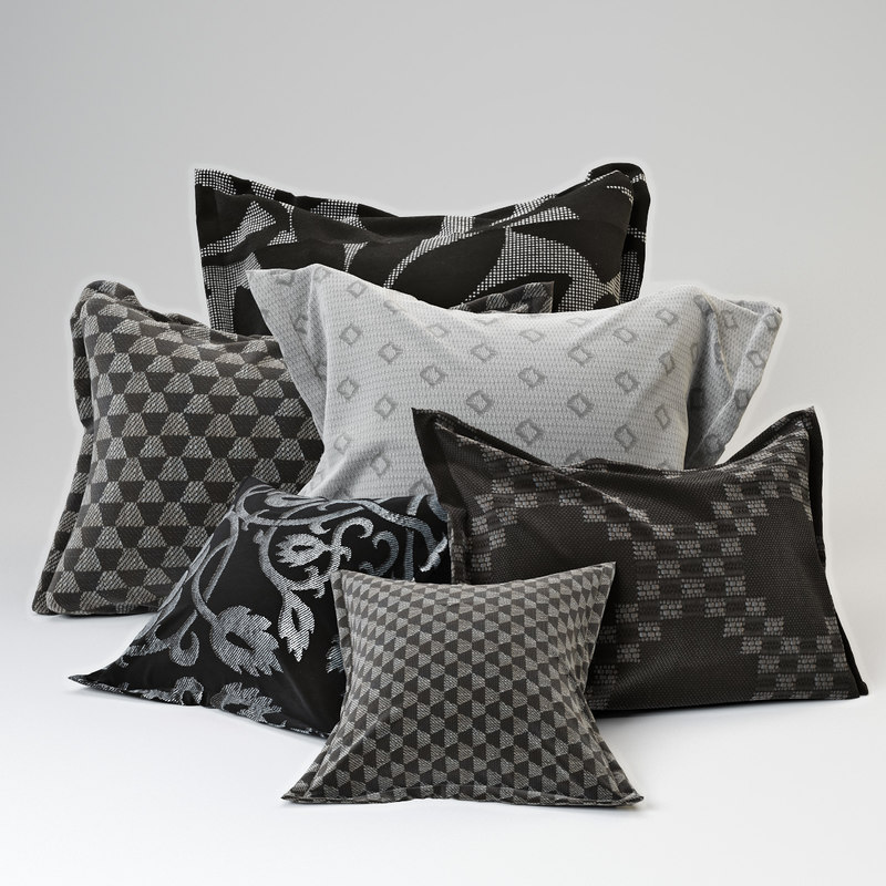 Pillow Shader Collection 3D model