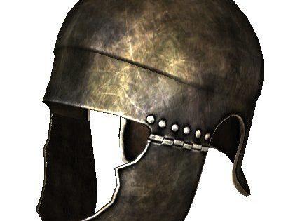 Samnite helmet