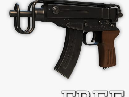 Skorpion vz 61 SMG