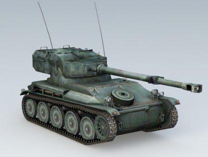 Tank AMX 12T