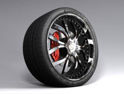 Wheel Goodyear