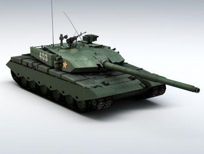 ZTZ99 Tank