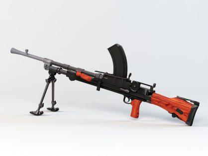 Bren Mk1 Machine Gun