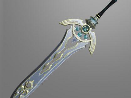 Fantasy sword