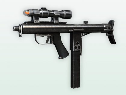 Sidewinder Submachine Gun