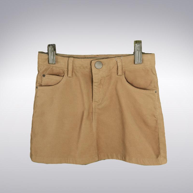Skirt female 3D model