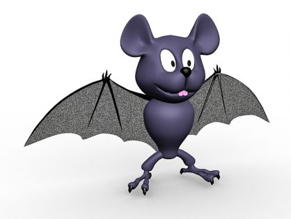 Bat cartoon