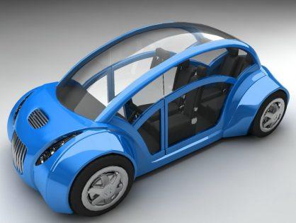 Compact City Car Concept