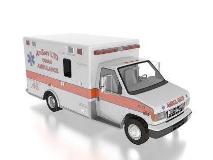 Ford ambulance