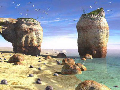 Ocean Beach Headlands