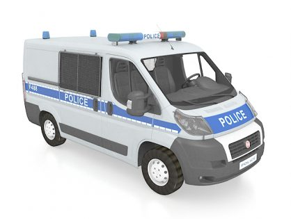 Police Car 3d Models Download For Free