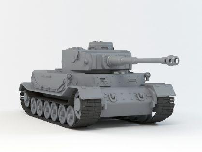 VK 4501 (P) Tiger