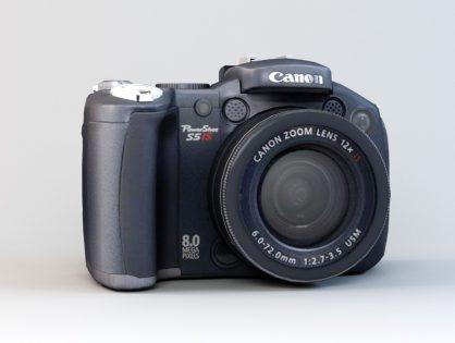 Canon PowerShot Camera