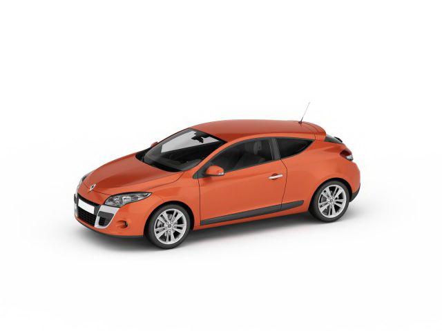 Renault Megane Sport 3D model