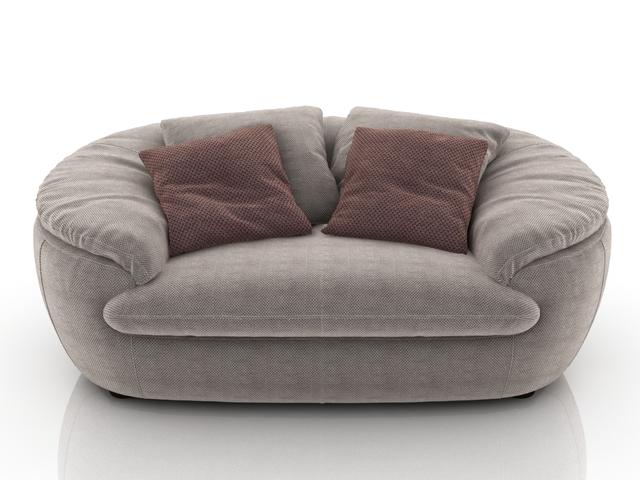 Sofa Orsi 3D model