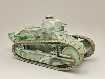 French Light Tank Renault FT