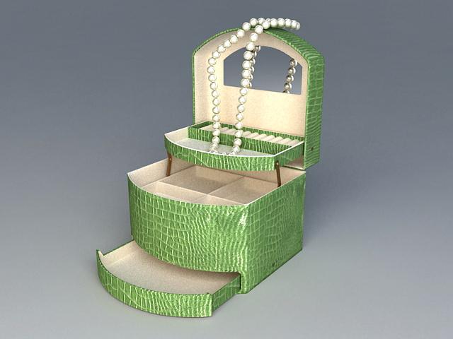 Jewel Box 3D model
