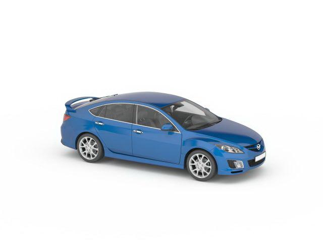 Mazda 3 Hatchback 3D model