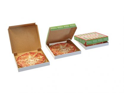 Pizza in box 3D model