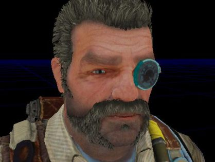Whit Oliver  Bulletstorm character