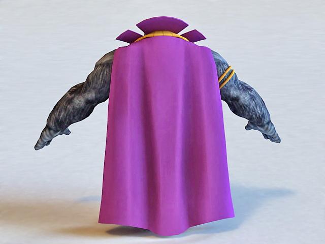Gorilla Grodd 3D model