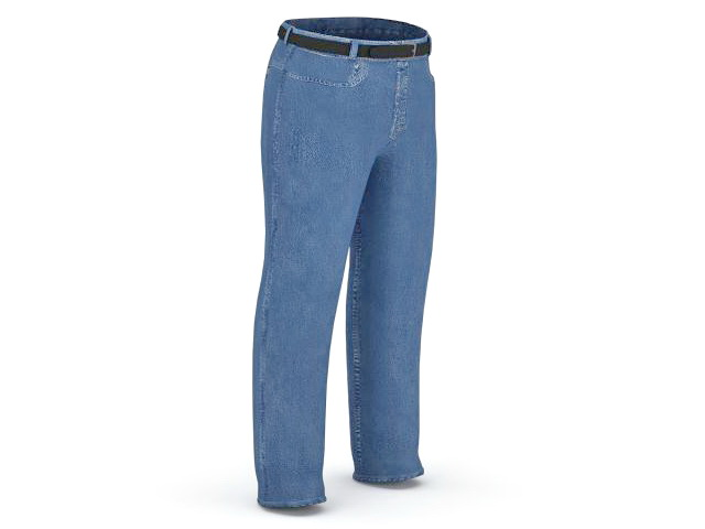 Jeans for Men 3D model