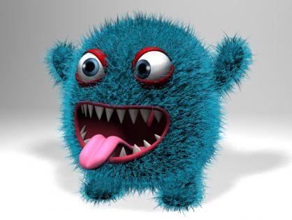 Plush Monster