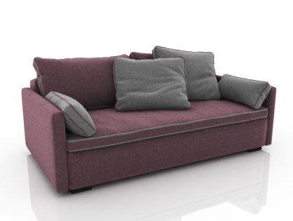 Sofa Sani 3D model